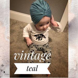 Baby Girl Turban Headwrap